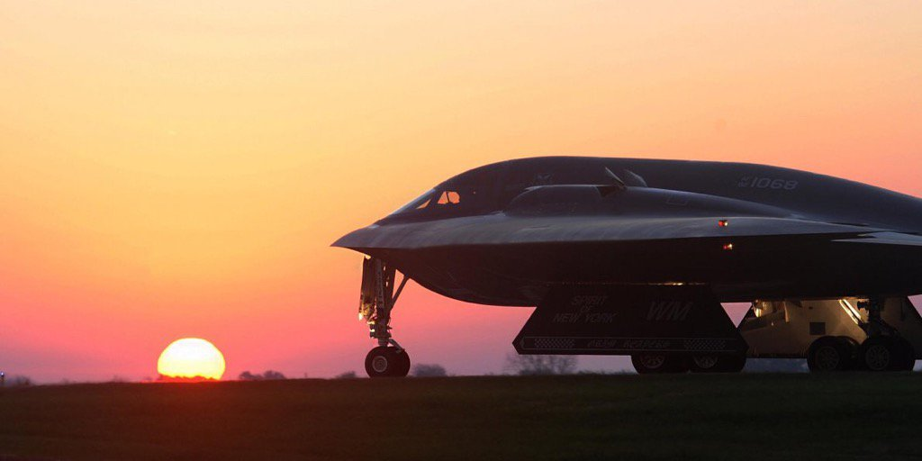 The US Air Force just made a huge show in the South China Sea with 3 nuclear-capable bombers