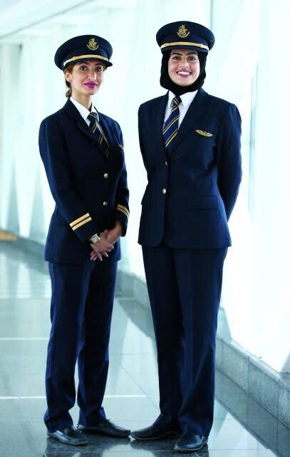 Sky's The Limit: Two Emirati women pilots fly high