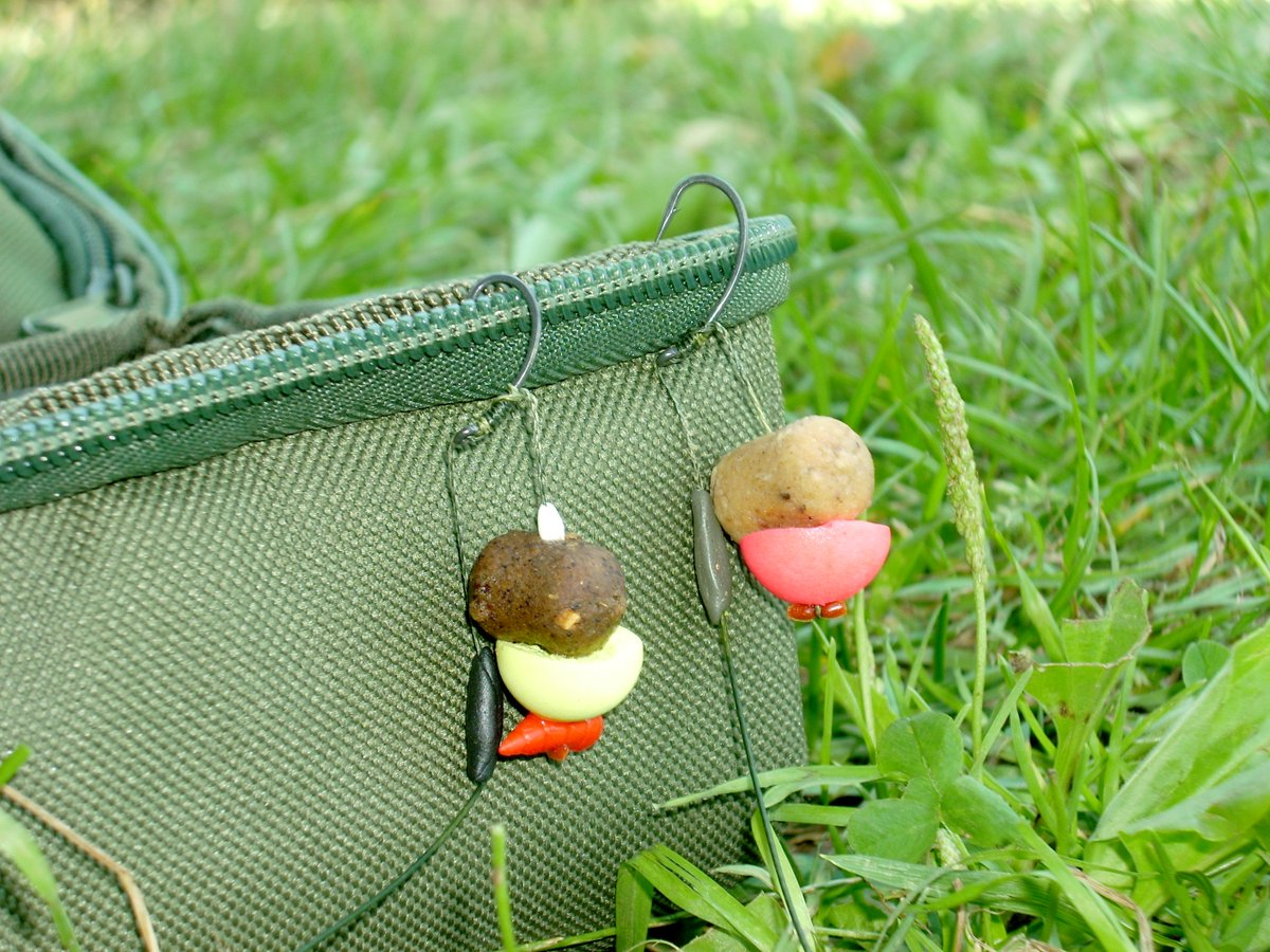Une grande confiance en ces micros appâts #carp #carpfishing #fishing #popup #<b>Chodrig</b> #speed