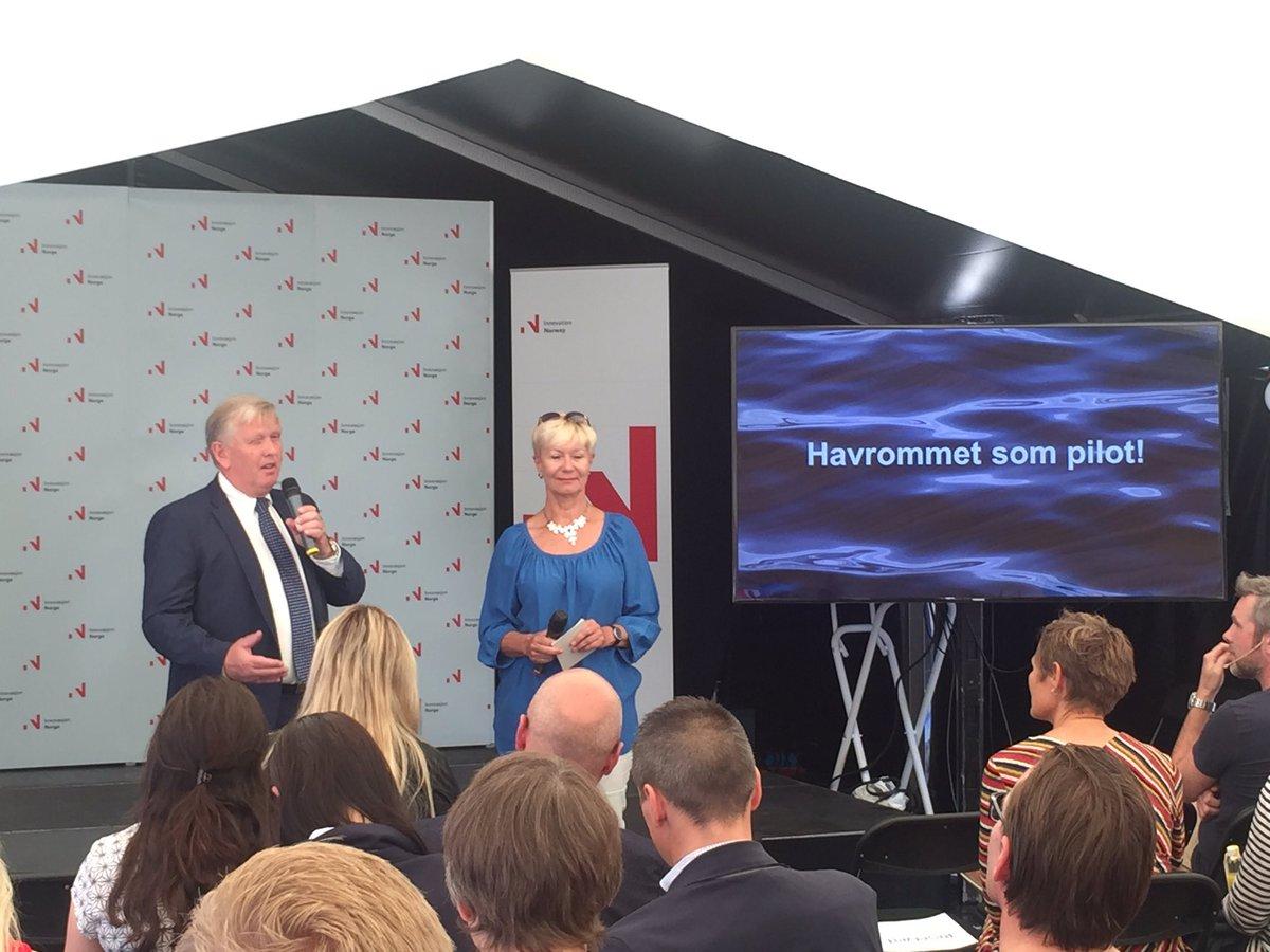 Å selge merkevaren Norge er allerede i gang, og bedrifter som jobber med havrommet er piloter. https://t.co/QgBnDtEeDZ