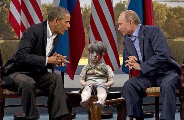Haunting picture of 5-year-old Omran Daqneesh after an airstrike in #Syria's Aleppo goes viral https://t.co/eqYpEaDPCb
