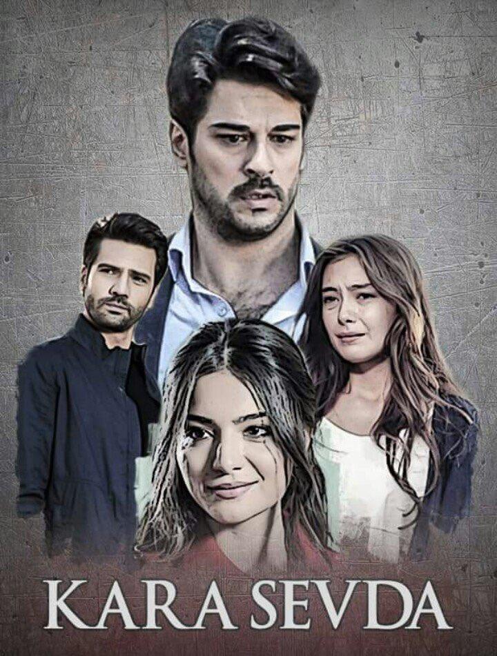 смотреть черная любовь турецкий сериал на русском