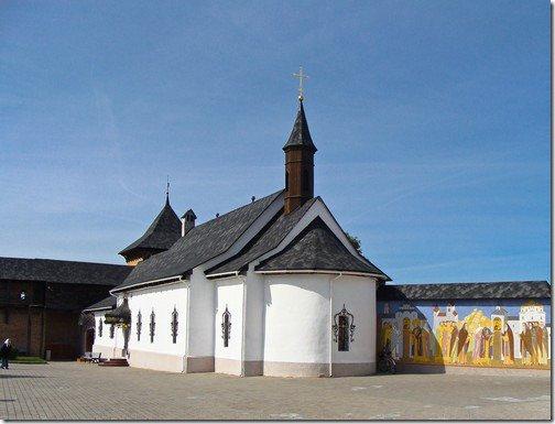 Святогірський свято-успенський зимненський монастир-саме цей обєкт ми сьогодні і розглянемо