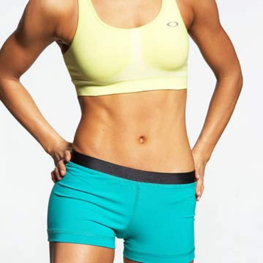 Flat Abs Fast: The Core-Strengthening