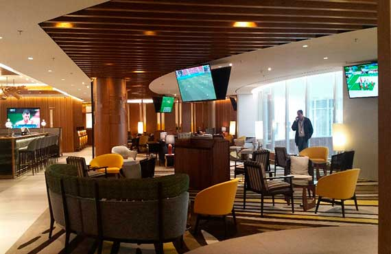 📢 We have a brand new VIP lounge at RioDeJaneiro's International Airport 🇧🇷! 🍴📺🚿💻👌 travel https://t.