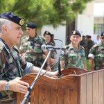 #العماد_قهوجي: #الجيش سيتصدّى بكلّ الإمكانات المتوافرة لديه لأيّ اعتداء اسرائيلي يستهدف #لبنان. https://t.co/l8VCErArrs