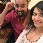 Happy Rakshabandhan bro ... @vishy1986 but where's my treat?? https://t.co/ajykhrSx59