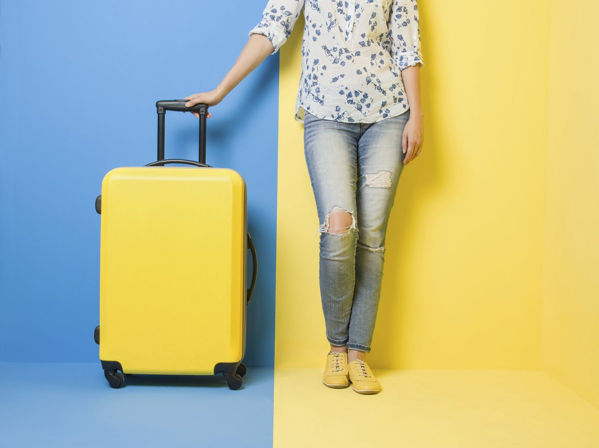 A resolution to help ensure your baggage is tracked? Sounds good!