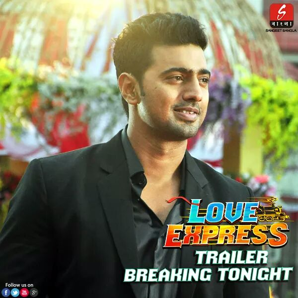 Just 2 hours to go, for the moment you have been waiting for. #LoveExpress trailer breaking tonight 8 pm. https://t.co/yXNcW4xodf