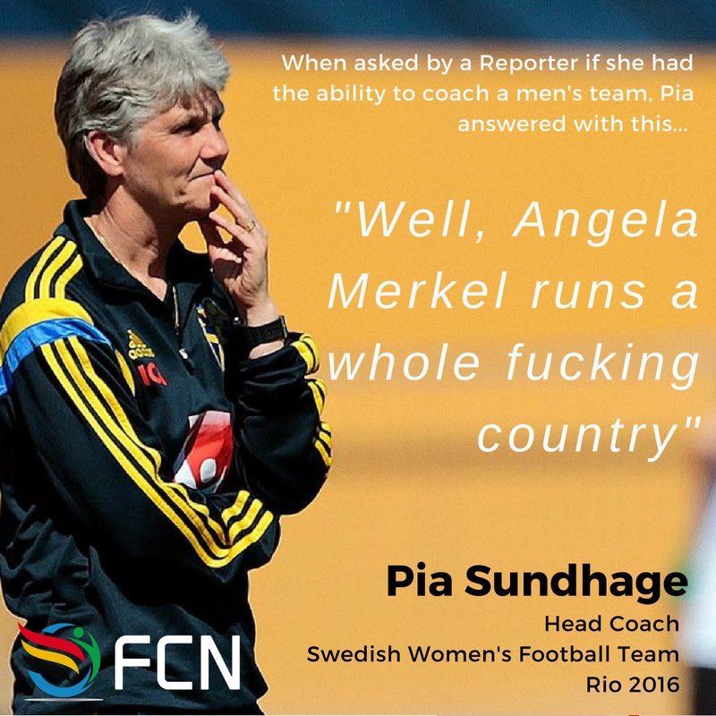 Love this quote by Pia. #Sweden https://t.co/R1YsKDX8JW