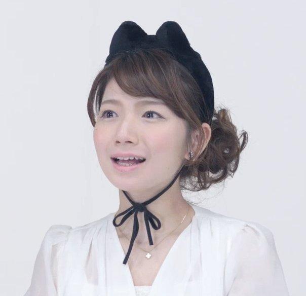 OHKの神谷アナは、ワシが知っとる限り、日本でいちばんネコ耳の似合うアナウンサーなんじゃ。神谷アナのネコ耳は最強なんじゃ。異論はないじゃろ? 岡山・香川のみなさん! https://t.co/fKucBX8bPt