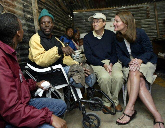 ¿Qué fue del condón de Bill Gates?  ...