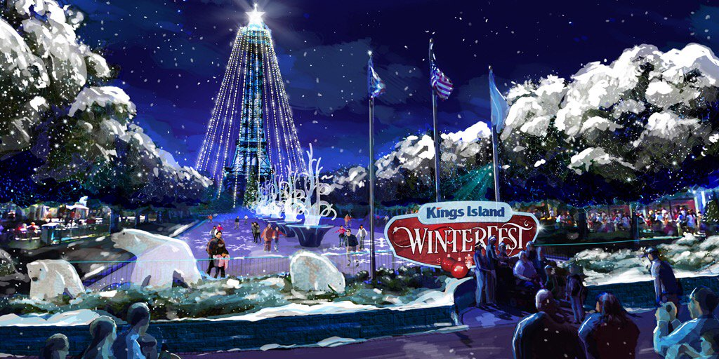 WinterFest returns to #KingsIsland in 2017. https://t.co/nLWW5SiM1T