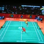RT @itsmylife_sandy: #congratulations PV sindhu..  Proud to be an Indian..  Shows Girl Power #RioFinal wat a brillant playing..  #scared ht…