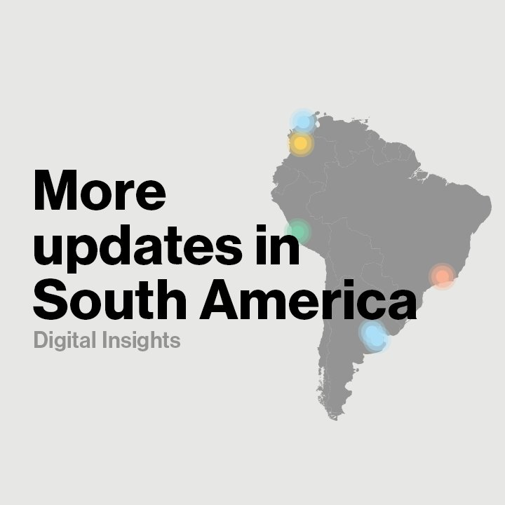 We're improving our network performance with six new PoPs in five countries: https://t.co/1kvPerWxVo https://t.co/444wbpkfvj