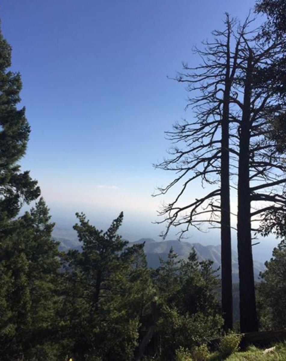 Feels like #topoftheworld! Good Morning! We're hiking #MtLemmon this morning! #Tucson #MCLifeRocks #FreeYourself https://t.co/tt5uTWTmmV
