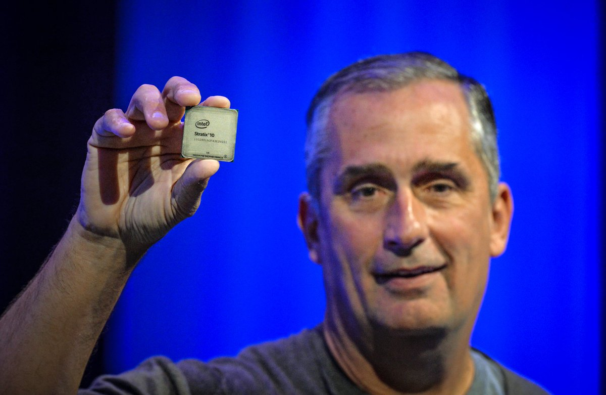 Introducing the future of high-performance FPGAs: The Intel 14nm Stratix 10. #IDF16 https://t.co/rAwTP2Emzs