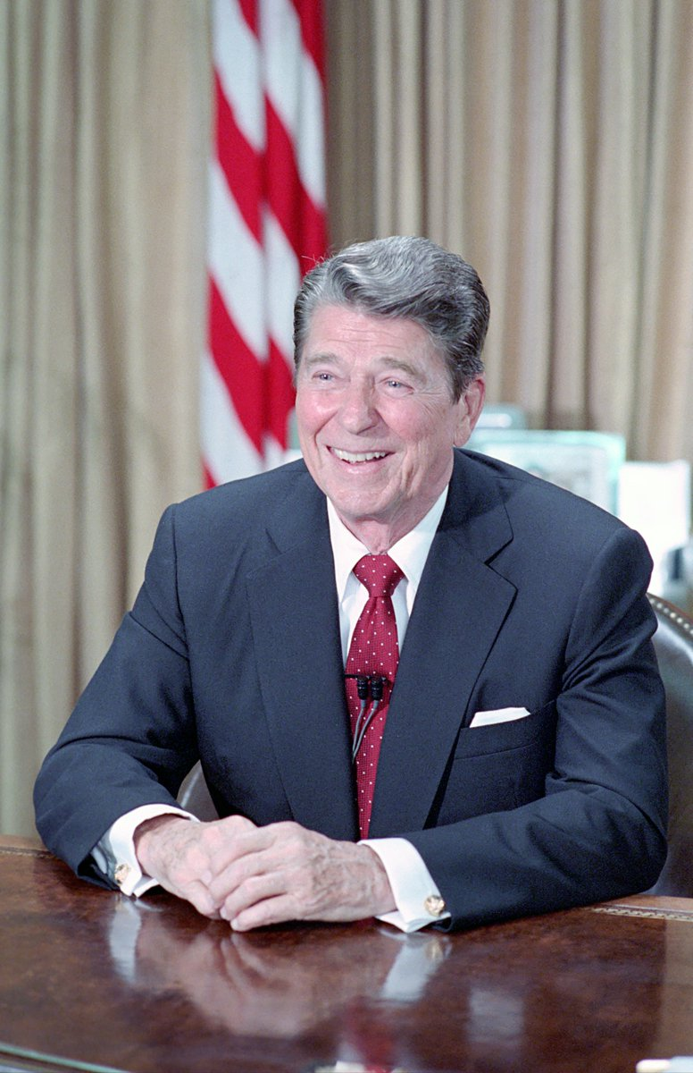 """Together we can make America great again."" – Ronald Reagan https://t.co/0p02ylaXLB"