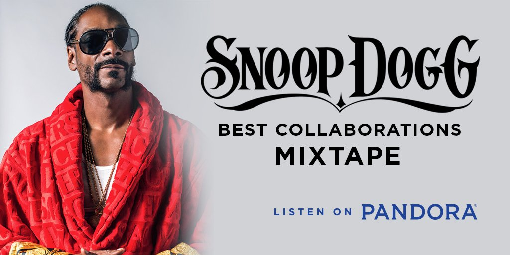RT @pandora_radio: What's your favorite @SnoopDogg collab? Spin this #TBT mixtape for his best: https://t.co/MbFjypMPbX https://t.co/Ny5FrC…