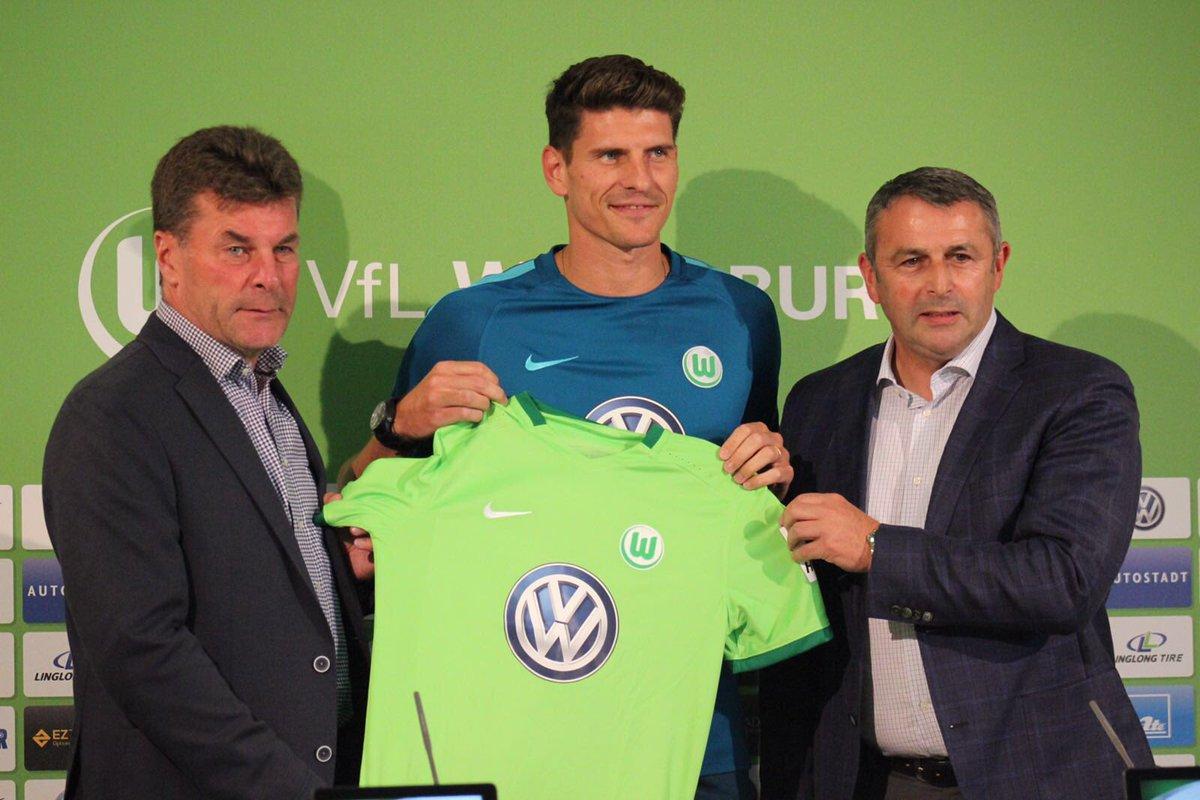 I´m back! Ich freue mich unheimlich auf den @VfL_Wolfsburg, die Bundesliga und alles, was jetzt kommt. https://t.co/SHGhKbh8Lq