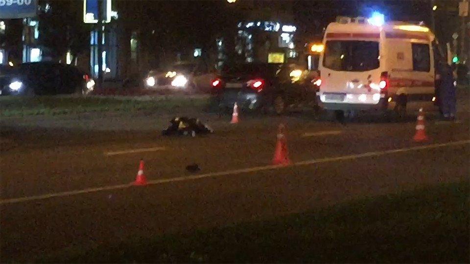 в москве сбили пешехода насмерть на мерседес нет