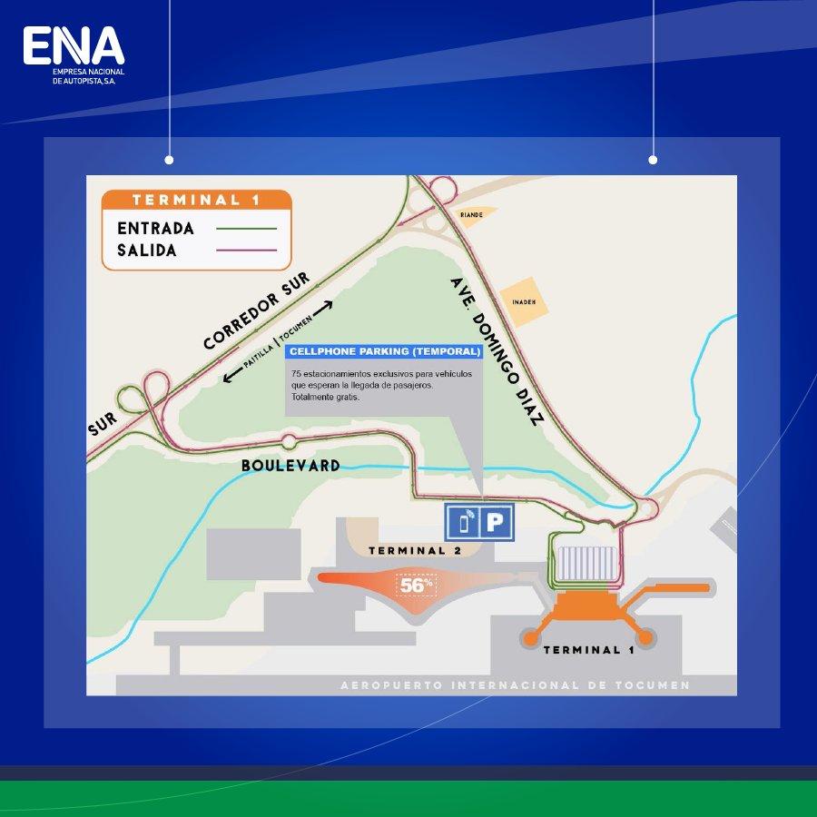 Anunciamos que desde mañana, viernes 18 de agosto, estará abierto el nuevo Intercambio Aeropuerto. https://t.co/qhmTjLe52V