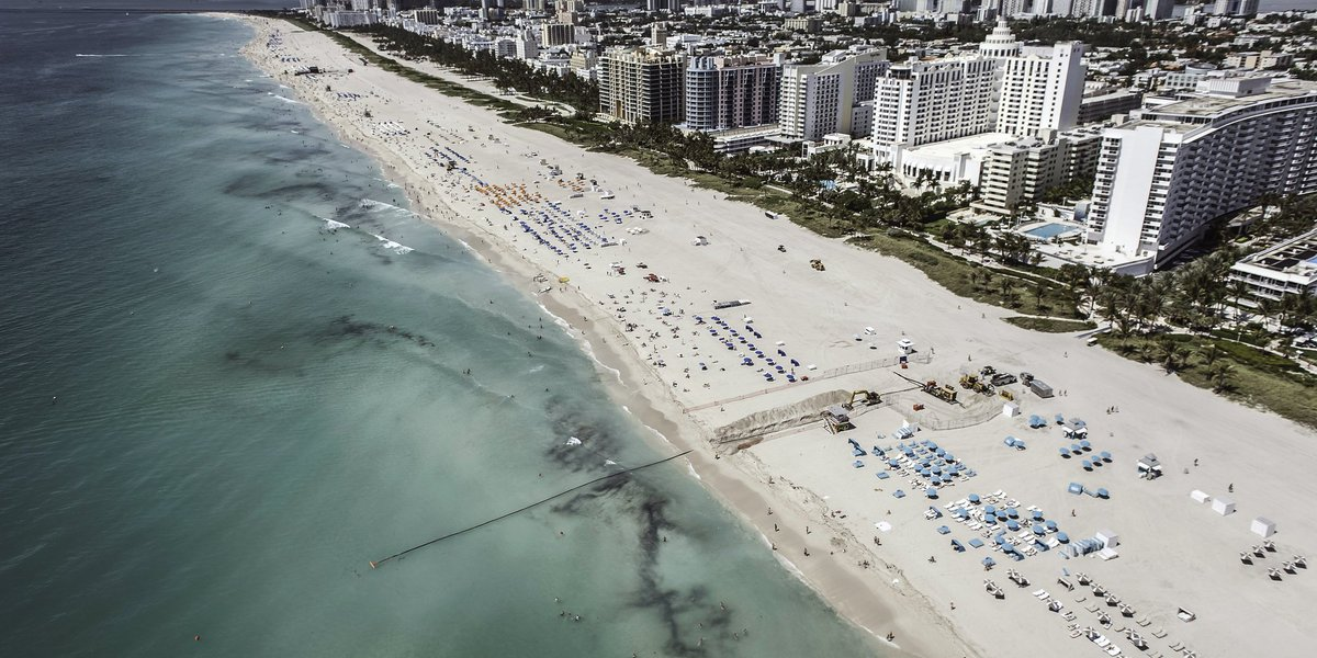 Locally acquired Zika virus reportedly spreads to Miami Beach