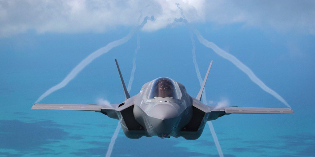 Looks like the Pentagon turned on the F-35 money tap again