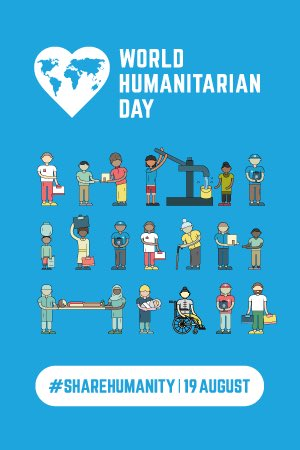 130 million people worldwide rely on humanitarian assistance - in Aleppo and many other places. #ShareHumanity https://t.co/fdhnFCqhaN