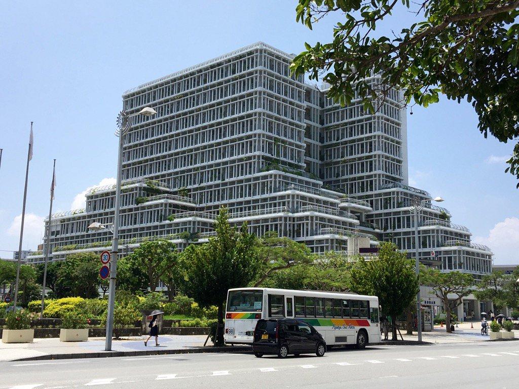 これが市役所って凄いな。FFに出てきそう。 https://t.co/wpYoMHLtVR