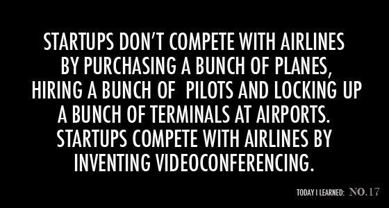 How #startups should compete. https://t.co/HskI5rZBIm