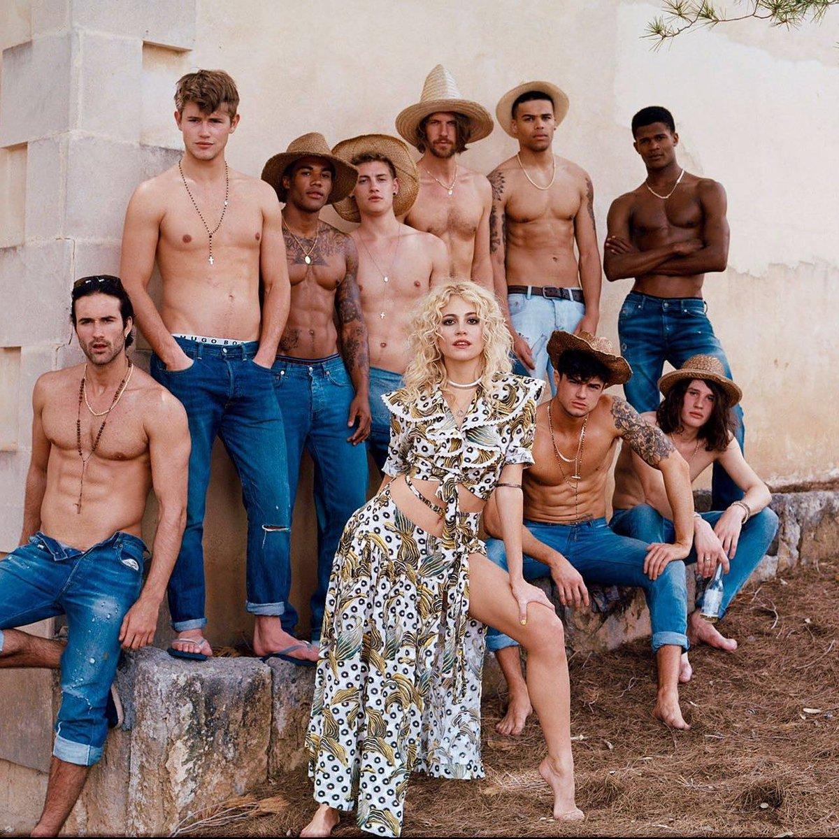 Cercada de modelos, Pixie Lott lança nova faixa. Veja o vídeo: https://t.co/UDbYLAPOyS https://t.co/kV4JDHUgJ0