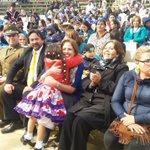 Alcaldesa @macasante y autoridades en #CampeonatoInterescolar de #Cueca #EscuelaAtenas en #ElPatagual de #Olmué https://t.co/v3XnYXZ29l