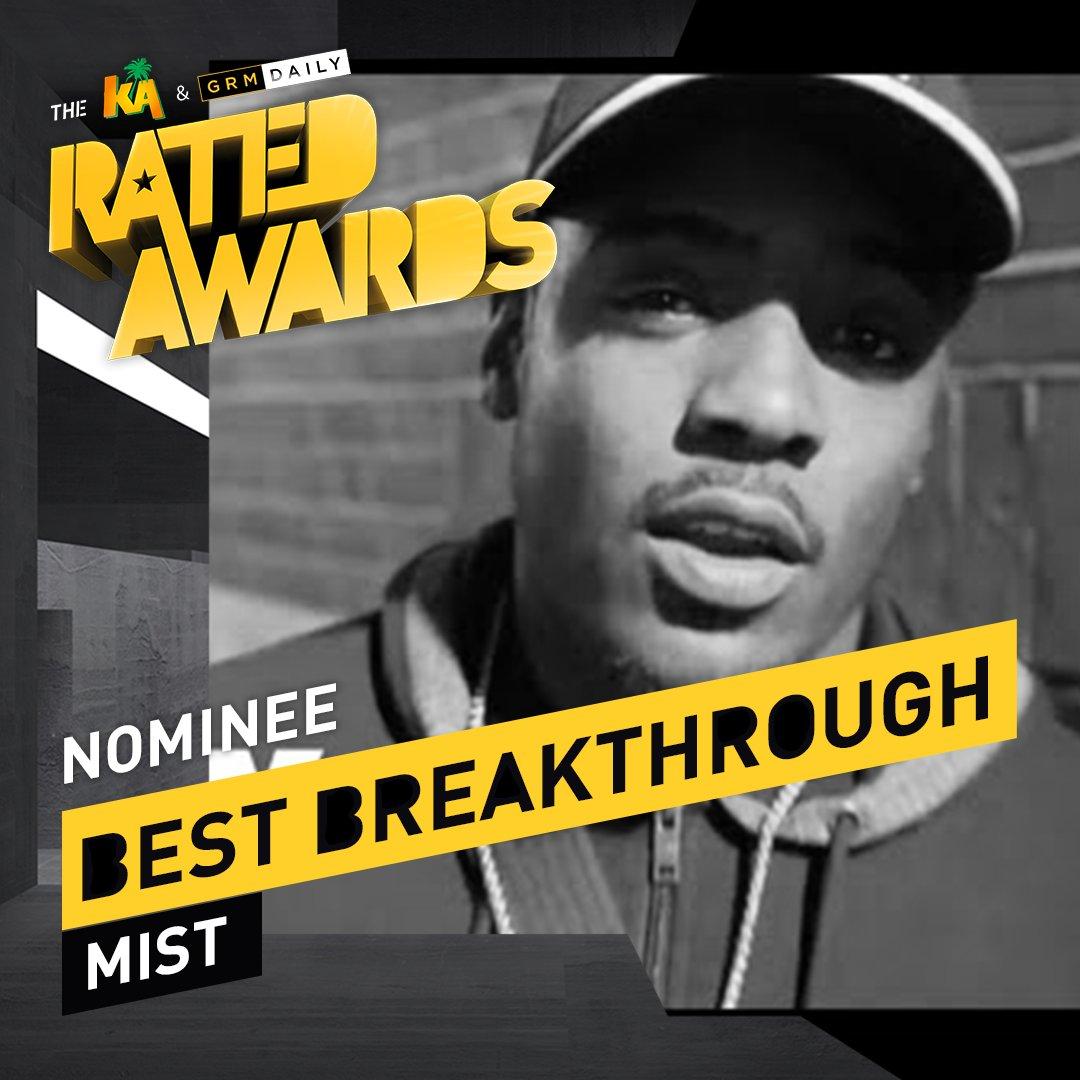 #RatedAwards | @tweet_mist to win 'Best Breakthrough'? VOTE here… https://t.co/VfHITqstGW https://t.co/GZ0vkV0HHo
