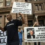 Is Texas about to execute for murder a man who killed no one?