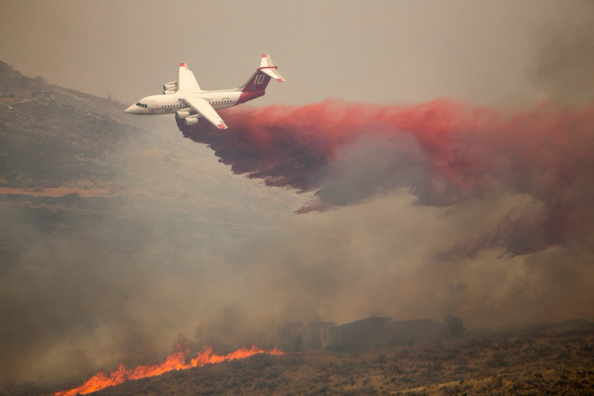 RT @forestservice: The Forest Service uses tools in the air to manage fire on the NationalAviationDay https…