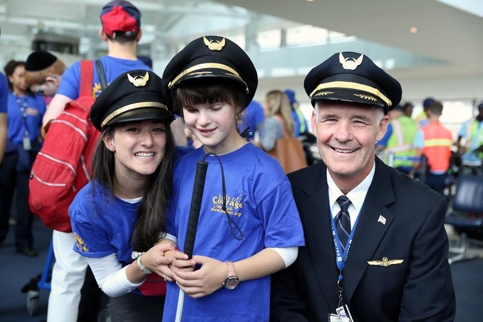 Being part of the @KidsOfCourage trip to Dallas was a true inspiration. Enjoy your travels!