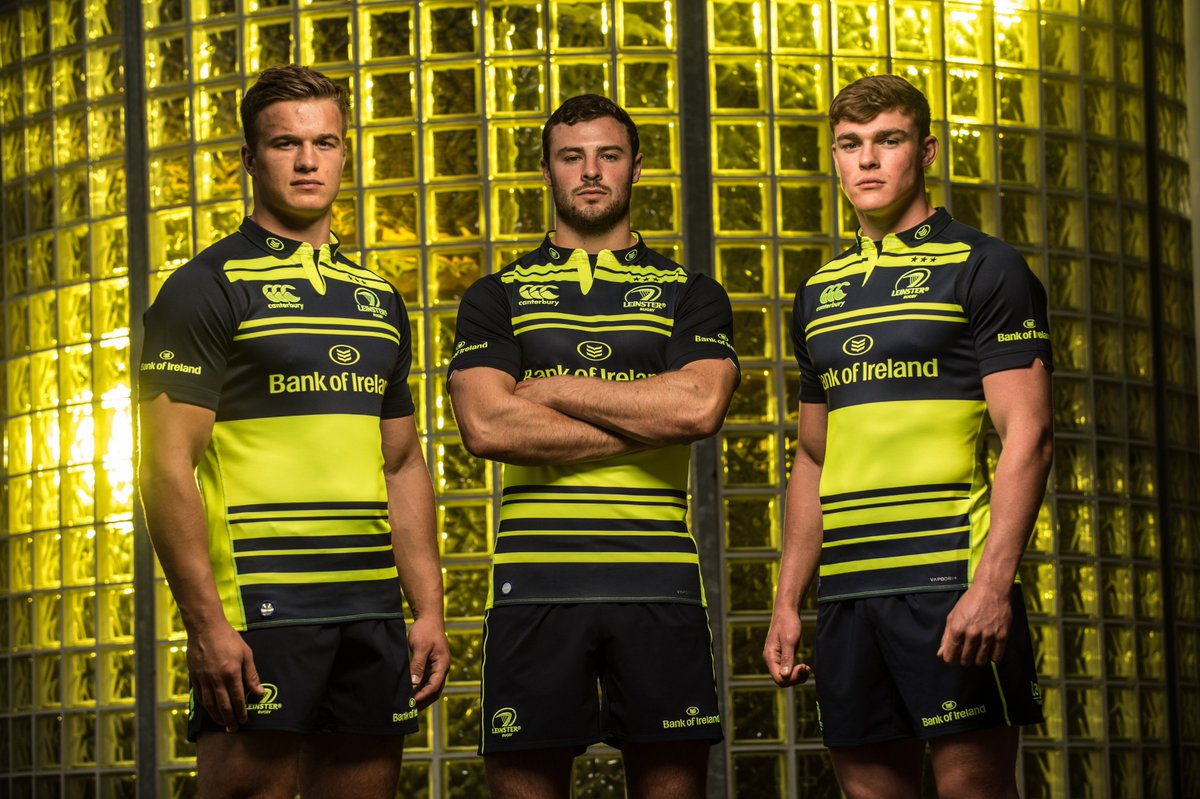 It's Bold. It's Vibrant. It's YELLOW. The new Leinster Away Jersey is ready for pre-order: https://t.co/m1rVPSnxh4 https://t.co/miuuV7axoB