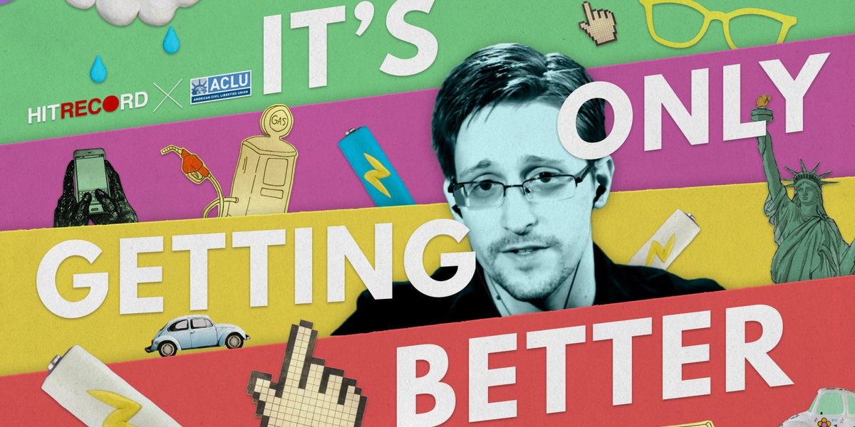 RT @HuffPostEnt: Edward Snowden assesses technology's role in our lives: