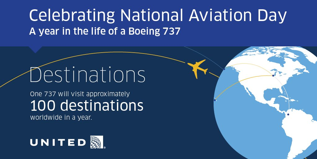 Do you know how many 737s are in our fleet? See a year in the life of 1