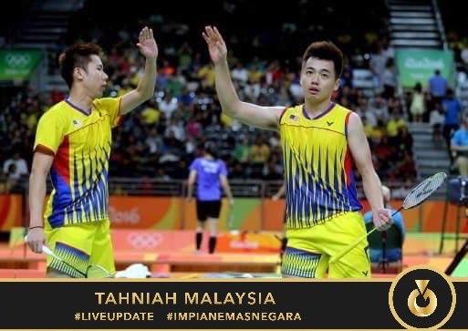 Kami bangga dengan Pingat Perak dimenangi Pasukan Beregu Lelaki Negara! Tahniah !