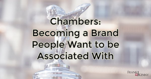 Chambers: Becoming a Brand People Want to be Associated With https://t.co/NiyfoQkeCs #Chamber #ChamberOfCommerce https://t.co/kUiH2pECnQ