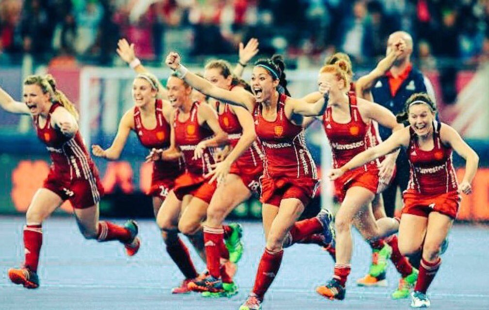 A transformational moment for women's sport in the UK. #Hockey #Rio2016 https://t.co/nqPmmZqaBO