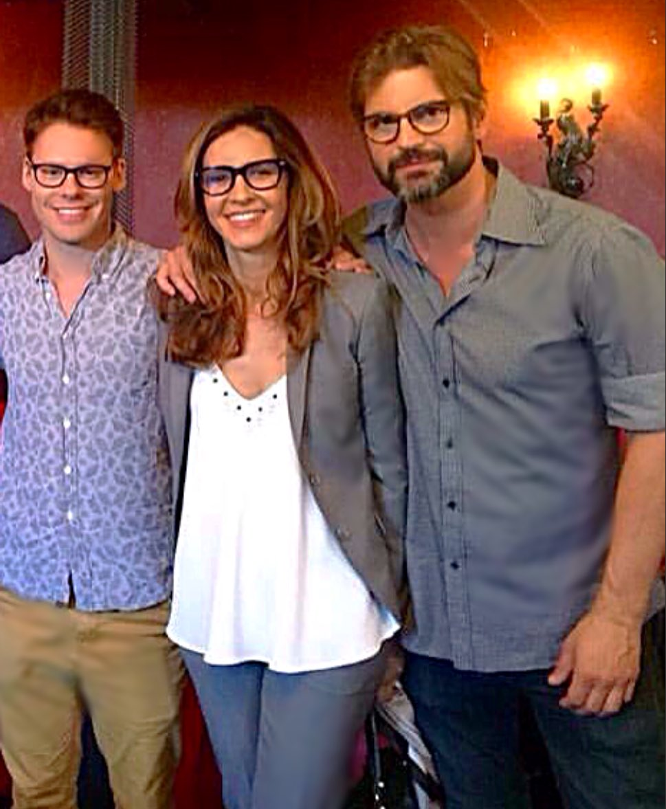 """Remember the mean kid who said your glasses looked dumb? I say, """"SEXY‼️"""" @RandyHarrison01 @mischaclu @galemharoldiii https://t.co/rMEHFbNfnb"""