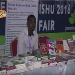 The first ever book fare event held in Mogadishu