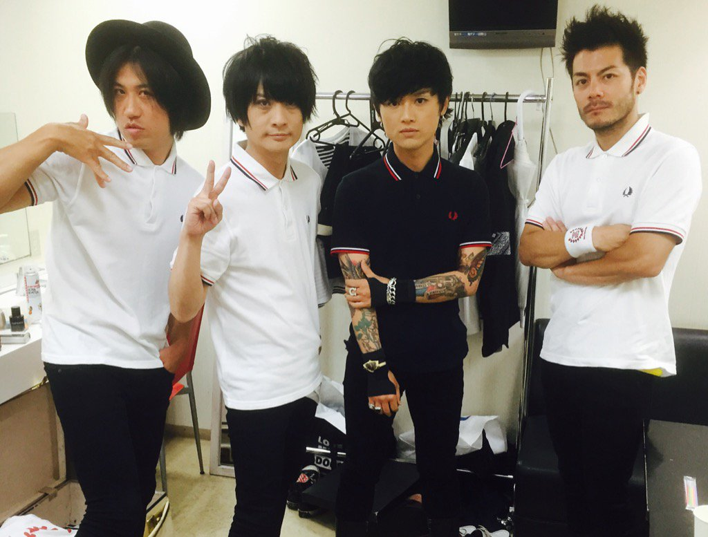 中島卓偉THANK YOU R&R TOUR Final  in心斎橋JANUS 熱過ぎ!ありがとう! https://t.co/ZquMpIEEKY