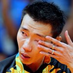 Nation's leaders praise Chong Wei's fighting spirit