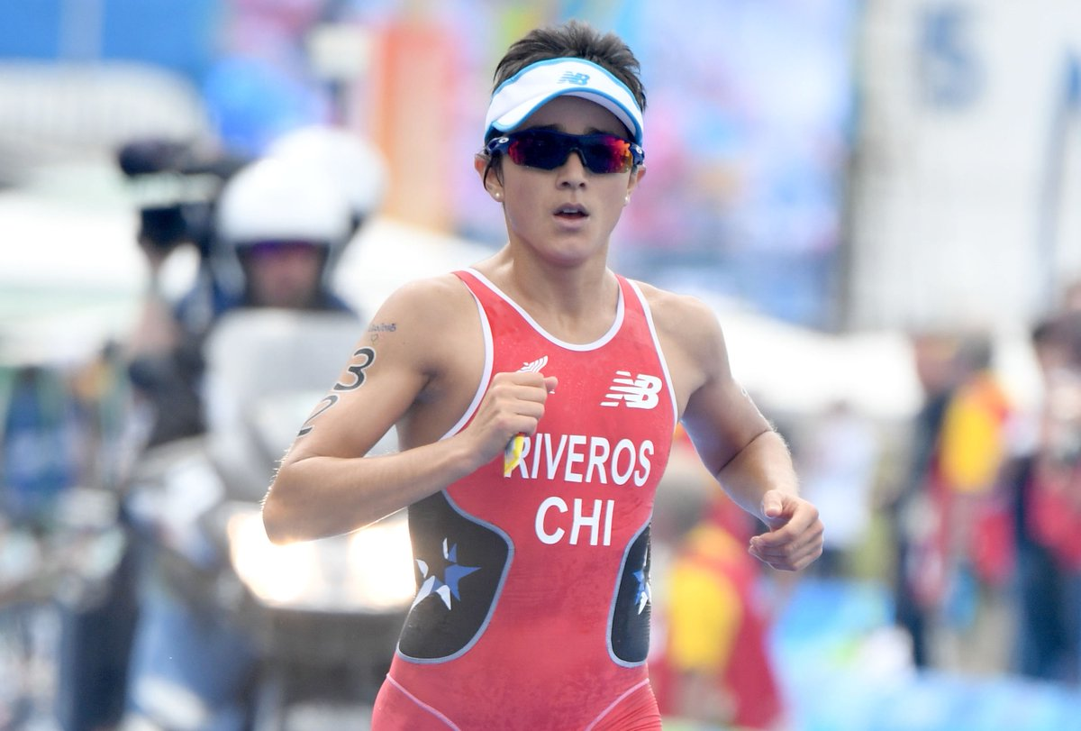 5th today for @bcriveros! That is the best finish in triathlon for any Latin American triathlete in Olympic history! https://t.co/WNMGjQCKwH