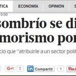 ¡Se disculpa con los fujimoristas! #TeMeCaesBasombrio https://t.co/ZNp0oMTTTu