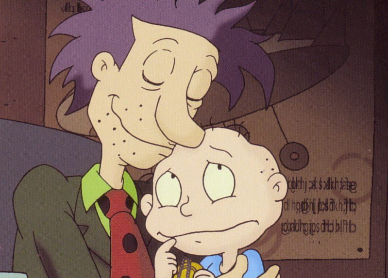 RIP Jack Riley also known as the voice of Stu Pickles.. https://t.co/fqLkAcmkk1